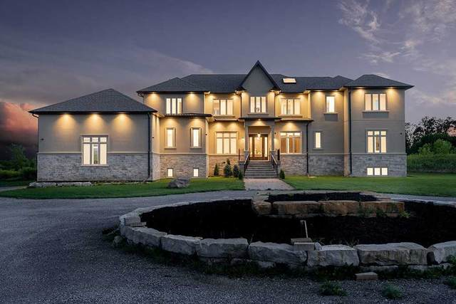 35 Fairbairn Gate, East Gwillimbury, ON L0G 1R0 (MLS #N5116070) :: Forest Hill Real Estate Inc Brokerage Barrie Innisfil Orillia