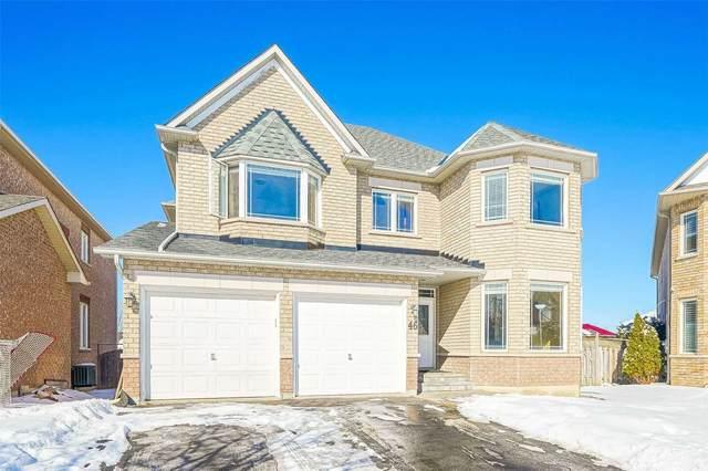 46 Brooks Ave, Aurora, ON L4G 7W1 (MLS #N5117481) :: Forest Hill Real Estate Inc Brokerage Barrie Innisfil Orillia