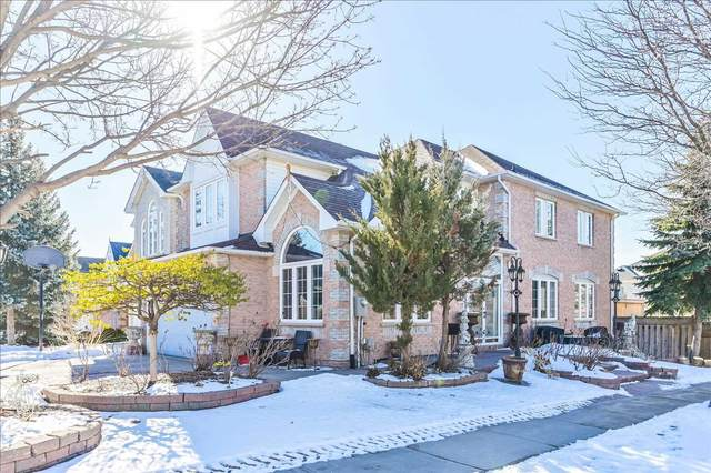 154 Canterfield Clse, Markham, ON L3P 7S4 (MLS #N5118830) :: Forest Hill Real Estate Inc Brokerage Barrie Innisfil Orillia