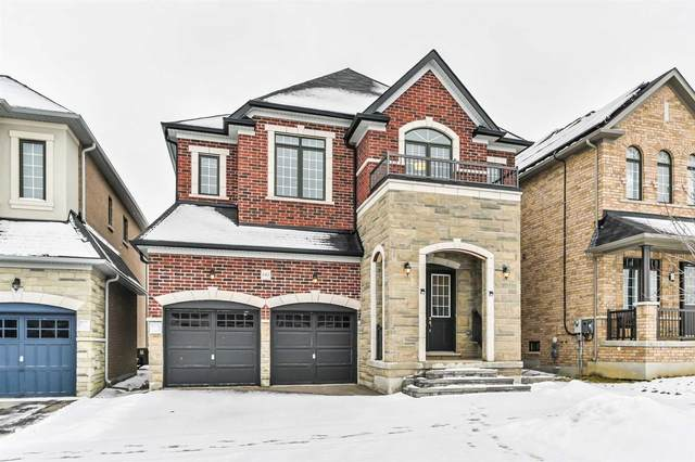 143 Maple Ridge Cres, Markham, ON L6E 1T9 (#N5118959) :: The Johnson Team