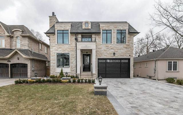 55 Woodward Ave, Markham, ON L3T 1E6 (MLS #N5119431) :: Forest Hill Real Estate Inc Brokerage Barrie Innisfil Orillia