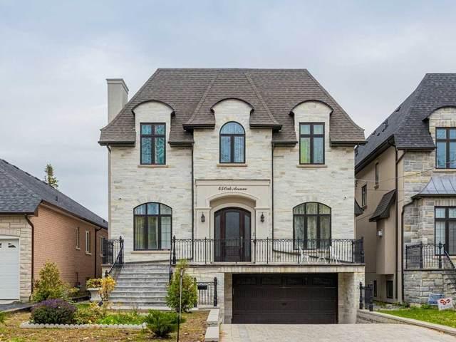 45 Oak Ave, Richmond Hill, ON L4C 6R5 (MLS #N5119484) :: Forest Hill Real Estate Inc Brokerage Barrie Innisfil Orillia