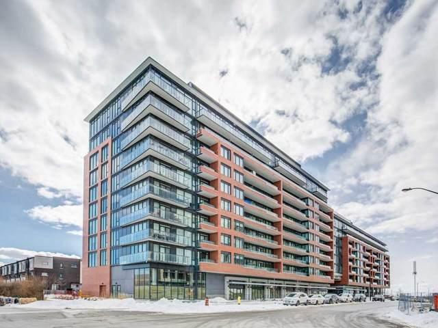 99 Eagle Rock Way #727, Vaughan, ON L6A 5A7 (MLS #N5119545) :: Forest Hill Real Estate Inc Brokerage Barrie Innisfil Orillia
