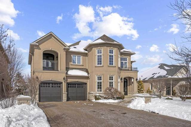 157 Green Manor Cres, Vaughan, ON L4L 9R7 (#N5119824) :: The Johnson Team