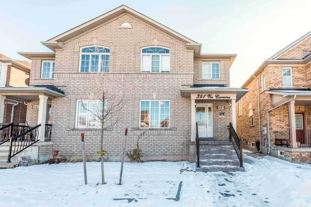 341 Via Carmine Ave, Vaughan, ON L4H 2N3 (MLS #N5119956) :: Forest Hill Real Estate Inc Brokerage Barrie Innisfil Orillia