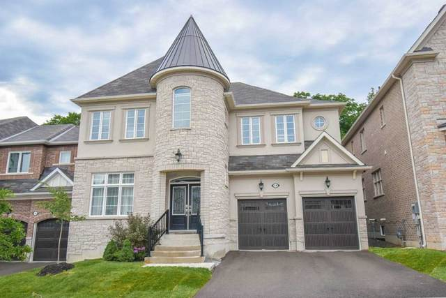 54 Forest Grove Crt, Aurora, ON L4G 3G4 (MLS #N5120273) :: Forest Hill Real Estate Inc Brokerage Barrie Innisfil Orillia
