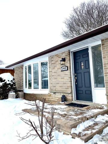 140 Orchard Heights Blvd, Aurora, ON L4G 3A2 (#N5120445) :: The Johnson Team