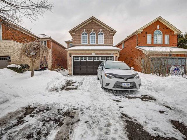 46 Rush Rd, Aurora, ON L4G 7G5 (MLS #N5120846) :: Forest Hill Real Estate Inc Brokerage Barrie Innisfil Orillia