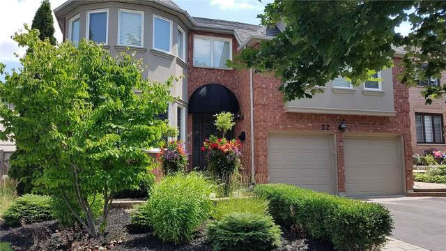 22 Brookeview Dr, Aurora, ON L4G 6N1 (#N5121970) :: The Johnson Team