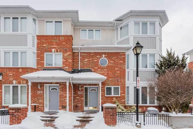 18 Clark Ave #103, Vaughan, ON L4J 8H1 (MLS #N5122543) :: Forest Hill Real Estate Inc Brokerage Barrie Innisfil Orillia