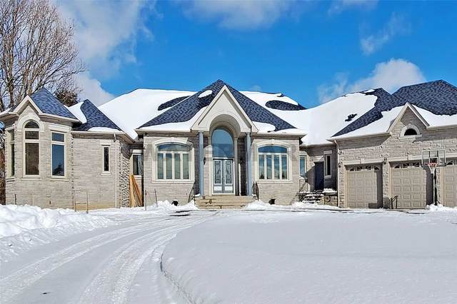 5172 Bethesda Rd, Whitchurch-Stouffville, ON L4A 4A1 (#N5122723) :: The Johnson Team