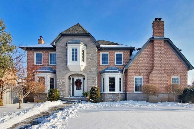 25 Townson Rd, Markham, ON L6C 1T4 (#N5122940) :: The Johnson Team