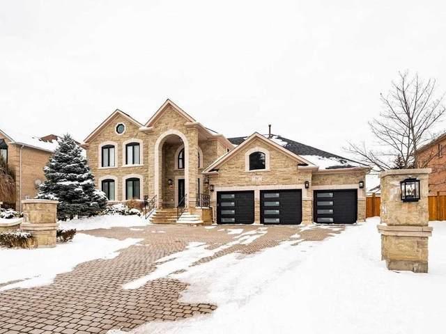 90 Flatbush Ave, Vaughan, ON L4L 8K2 (MLS #N5123017) :: Forest Hill Real Estate Inc Brokerage Barrie Innisfil Orillia