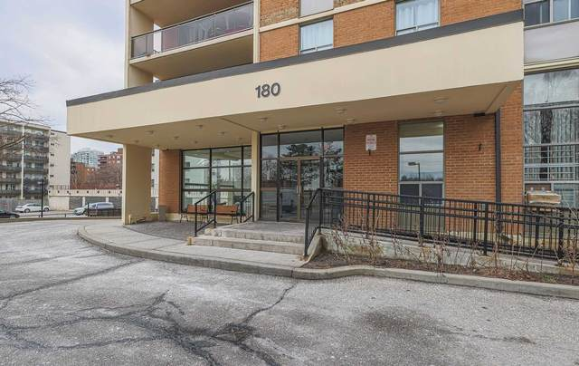 180 Dudley Ave #709, Markham, ON L3T 4X2 (#N5123201) :: The Johnson Team
