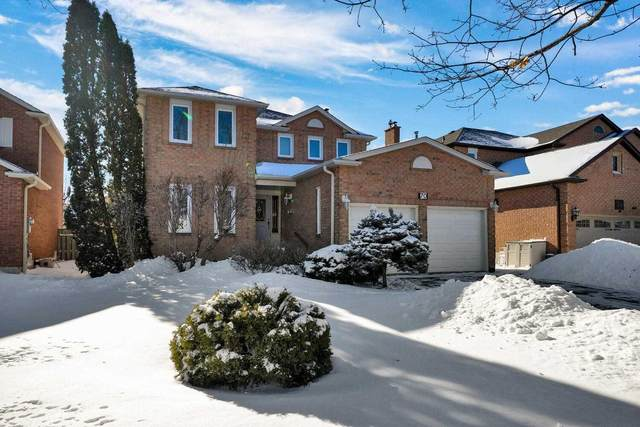 70 Findhorn Cres, Vaughan, ON L6A 1M2 (MLS #N5123467) :: Forest Hill Real Estate Inc Brokerage Barrie Innisfil Orillia