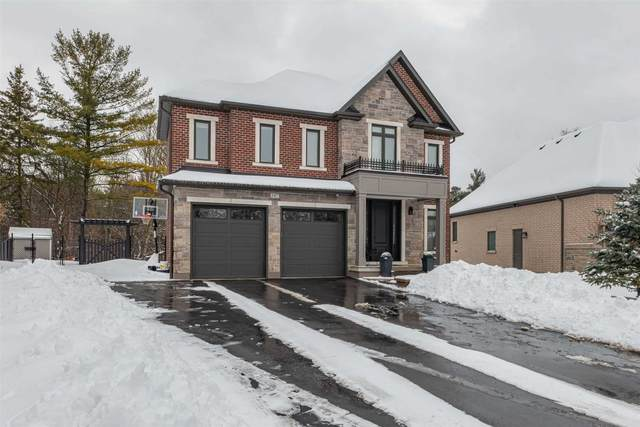 147 Camlaren Cres, Vaughan, ON L0J 1C0 (MLS #N5124575) :: Forest Hill Real Estate Inc Brokerage Barrie Innisfil Orillia