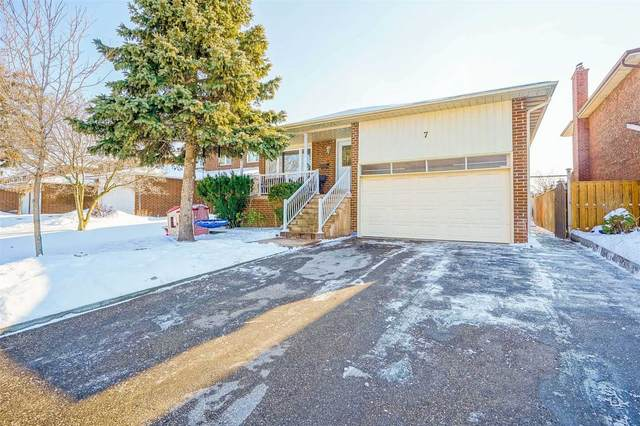 7 Point O'woods Dr, Vaughan, ON L4K 2E1 (#N5124585) :: The Johnson Team