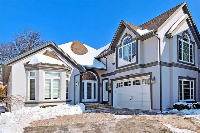 59 Orlon Cres, Richmond Hill, ON L4C 6S4 (MLS #N5124779) :: Forest Hill Real Estate Inc Brokerage Barrie Innisfil Orillia