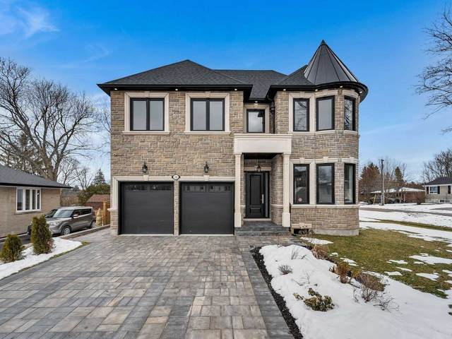 155 Humber Cres, King, ON L7B 1J3 (MLS #N5124853) :: Forest Hill Real Estate Inc Brokerage Barrie Innisfil Orillia