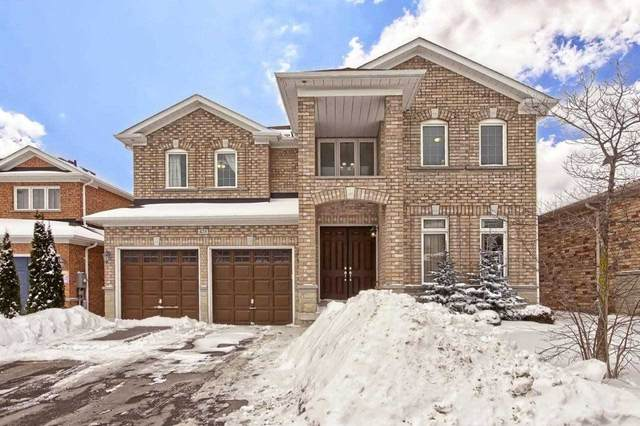 425 Gilpin Dr, Newmarket, ON L3X 3K4 (#N5124965) :: The Johnson Team