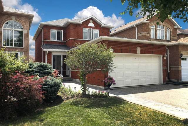 135 Royal Ridge Cres, Vaughan, ON L6A 2S6 (MLS #N5125046) :: Forest Hill Real Estate Inc Brokerage Barrie Innisfil Orillia