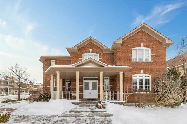 1065 Ralston Cres, Newmarket, ON L3X 3H9 (#N5125342) :: The Johnson Team