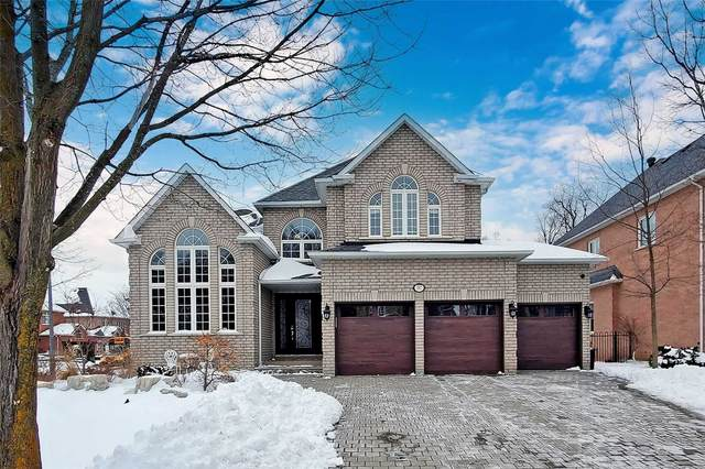 187 Deer Run Crt, Vaughan, ON L4L 9J4 (MLS #N5125365) :: Forest Hill Real Estate Inc Brokerage Barrie Innisfil Orillia