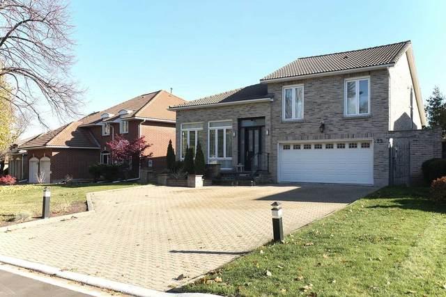 23 Montgomery Crt, Markham, ON L3R 0C4 (MLS #N5125375) :: Forest Hill Real Estate Inc Brokerage Barrie Innisfil Orillia