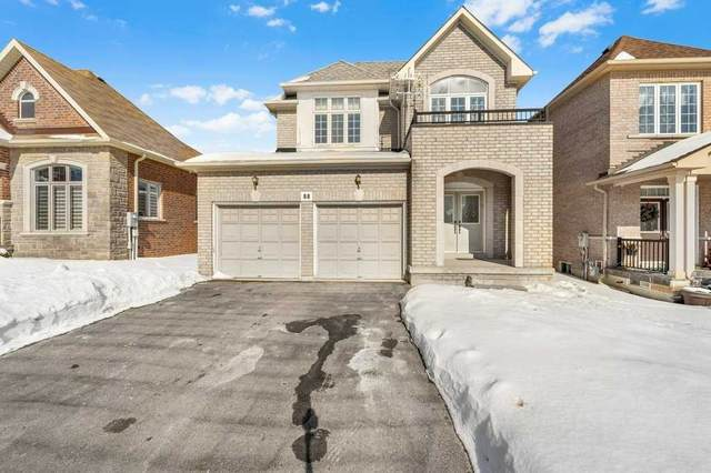 88 Timber Valley Ave, Richmond Hill, ON L4E 4Z9 (#N5125538) :: The Johnson Team