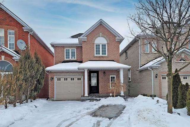 223 Kayla Cres, Vaughan, ON L6A 3P3 (MLS #N5125697) :: Forest Hill Real Estate Inc Brokerage Barrie Innisfil Orillia