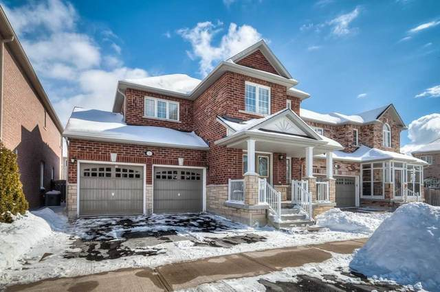7 Outerbrook Rd, Markham, ON L6E 1Y8 (#N5125704) :: The Johnson Team