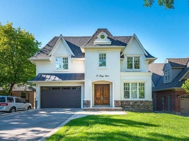 24 Rouge St, Markham, ON L3P 1K8 (MLS #N5126130) :: Forest Hill Real Estate Inc Brokerage Barrie Innisfil Orillia