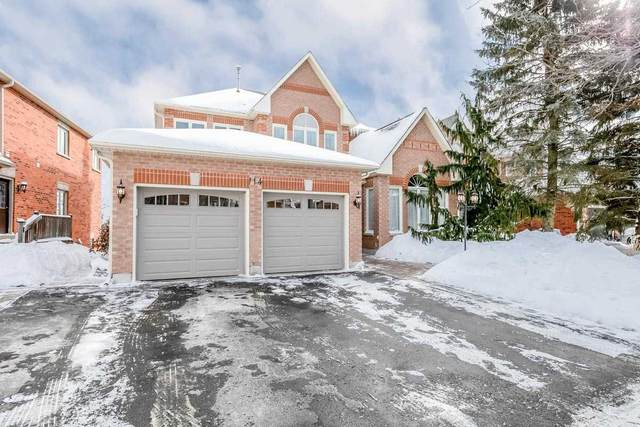 114 Brookeview Dr, Aurora, ON L4G 6R5 (#N5126237) :: The Johnson Team