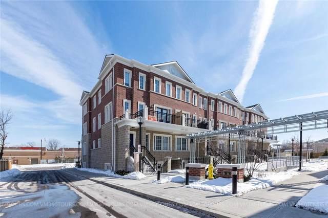 26 Bruce St A12, Vaughan, ON L4L 0H4 (MLS #N5126350) :: Forest Hill Real Estate Inc Brokerage Barrie Innisfil Orillia