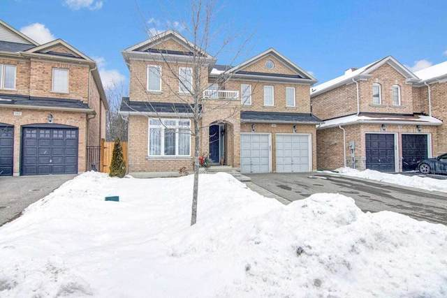 164 Art West Ave, Newmarket, ON L3X 0C1 (#N5126371) :: The Johnson Team
