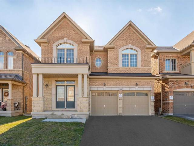 544 Mactier Dr, Vaughan, ON L4H 4L5 (MLS #N5126448) :: Forest Hill Real Estate Inc Brokerage Barrie Innisfil Orillia