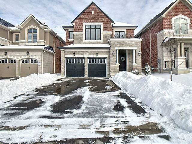 17 Arctic Grail Rd, Vaughan, ON L4H 4T4 (MLS #N5126461) :: Forest Hill Real Estate Inc Brokerage Barrie Innisfil Orillia