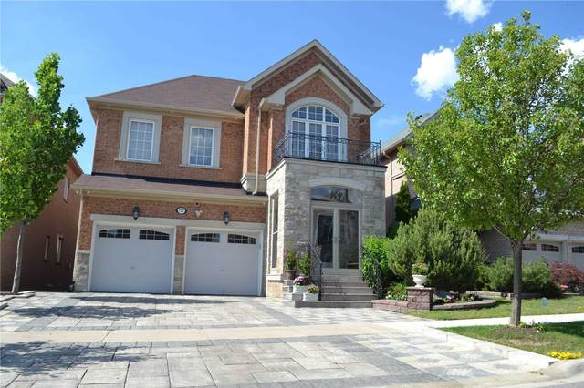 137 Moraine Hill Dr, Vaughan, ON L6A 4P7 (#N5126814) :: The Johnson Team