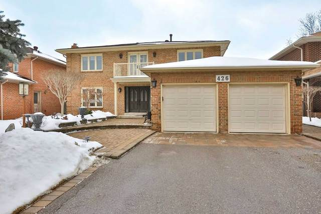 426 Wycliffe Ave, Vaughan, ON L4L 3P4 (#N5127001) :: The Johnson Team