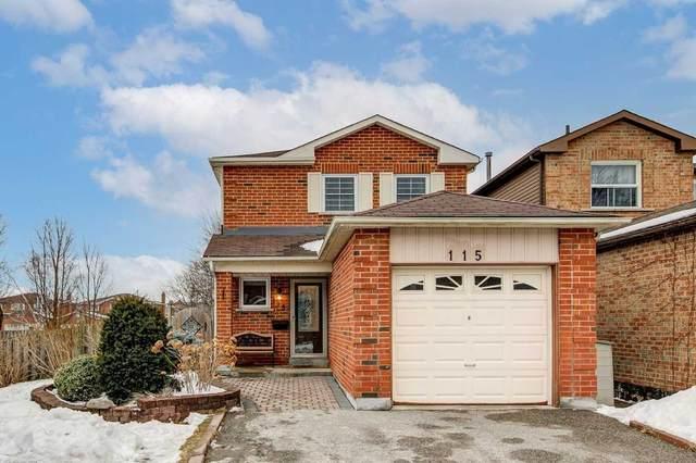 115 Swinton Cres, Vaughan, ON L4J 2W9 (MLS #N5127110) :: Forest Hill Real Estate Inc Brokerage Barrie Innisfil Orillia