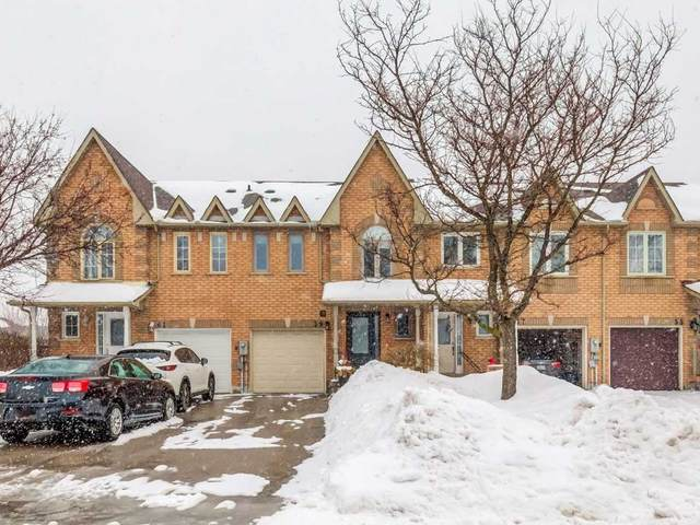 59 Silverdart Cres, Richmond Hill, ON L4E 3T8 (#N5127289) :: The Johnson Team