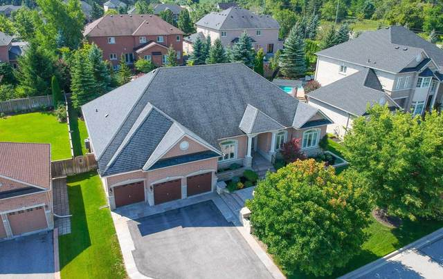 78 Duncton Wood Cres, Aurora, ON L4G 7T4 (MLS #N5127325) :: Forest Hill Real Estate Inc Brokerage Barrie Innisfil Orillia