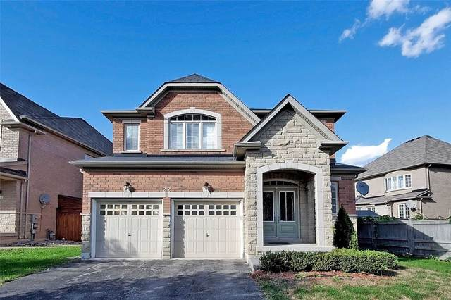 22 Mccombe Lane, Vaughan, ON L6A 4G2 (#N5127376) :: The Johnson Team