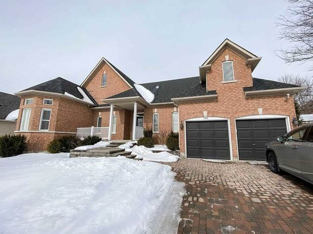 1083 Stonehaven Ave, Newmarket, ON L3X 1M6 (#N5127439) :: The Johnson Team