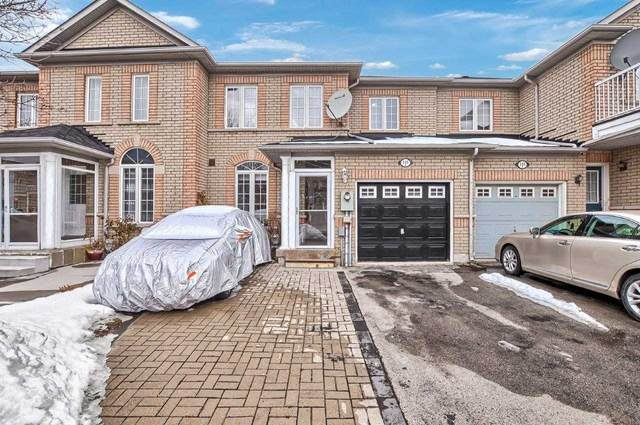 141 Dolce Cres, Vaughan, ON L4H 3C9 (MLS #N5127557) :: Forest Hill Real Estate Inc Brokerage Barrie Innisfil Orillia