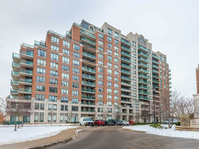 310 Red Maple Rd #1108, Richmond Hill, ON L4C 0T7 (MLS #N5127712) :: Forest Hill Real Estate Inc Brokerage Barrie Innisfil Orillia