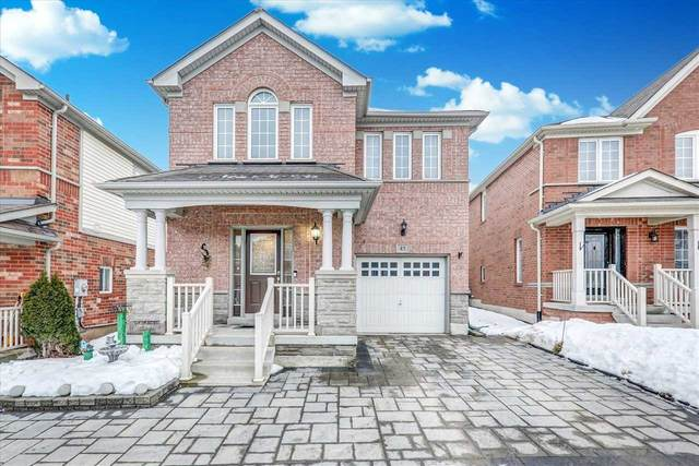 45 Richard Underhill Ave, Whitchurch-Stouffville, ON L4A 0J3 (#N5127810) :: The Johnson Team