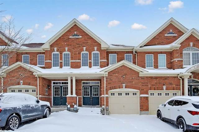 37 Big Hill Cres, Vaughan, ON L6A 4S1 (#N5127866) :: The Johnson Team