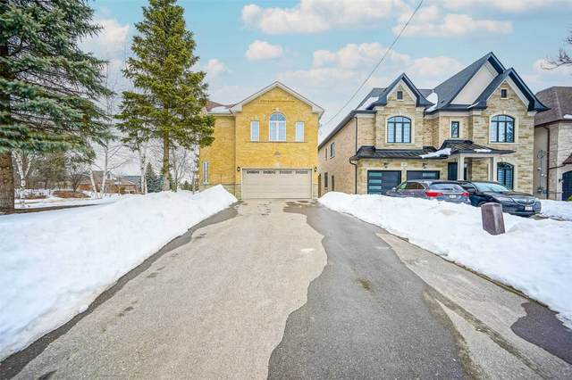 5 Drynoch Ave, Richmond Hill, ON L4E 3E7 (#N5127943) :: The Johnson Team
