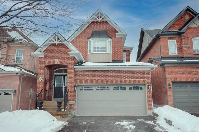 829 Colter St, Newmarket, ON L3X 2S6 (#N5128002) :: The Johnson Team